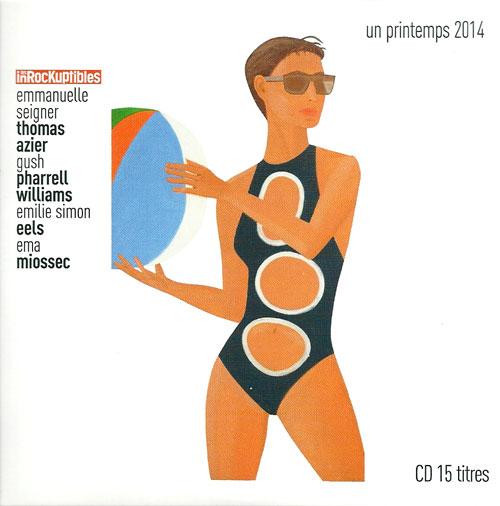 Compilation Les Inrocks Un printemps 2014