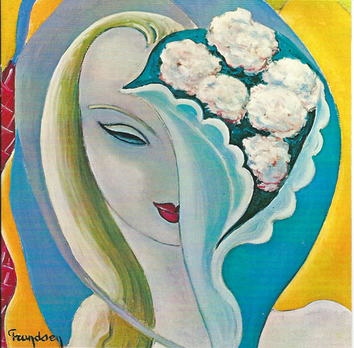 Derek and the Dominos Layla nad other assorted love songs