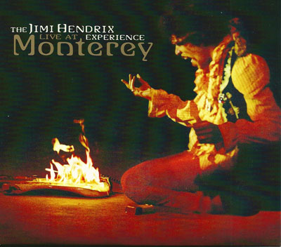 Hendrix Live at Monterey