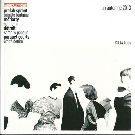 Compilation Les Inrocks Un automne 2013