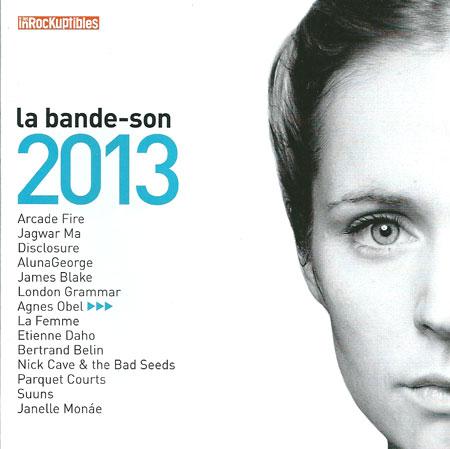 Les Inrockuptibles La bande-son 2013