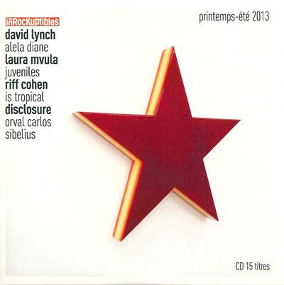 compilation Les Inrocks Printemps - Eté 2013