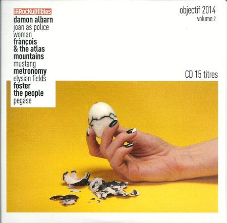 Les Inrocks Objectif 2014 Vol 2