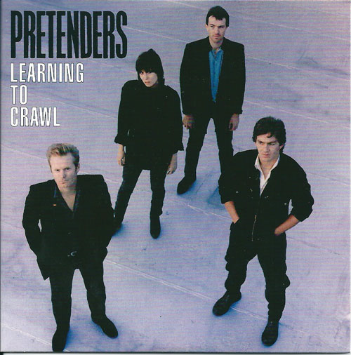 Pretenders Learning to crawl