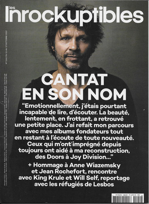 Les inrockuptibles 1141 cover