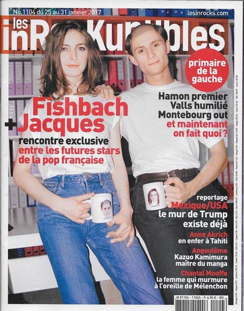 Les Inrockuptibles 1104 janvier 2017