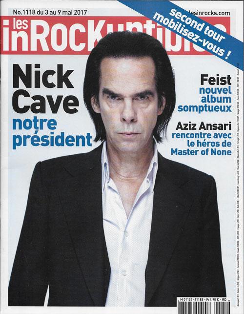 Les Inrockuptinles 1118 cover