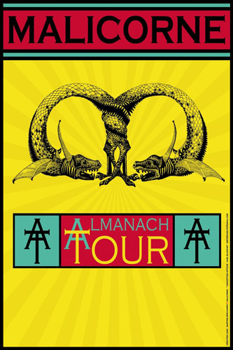 Malicorne Almanch Tour 2014